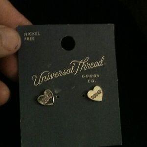 Universal thread  earrings